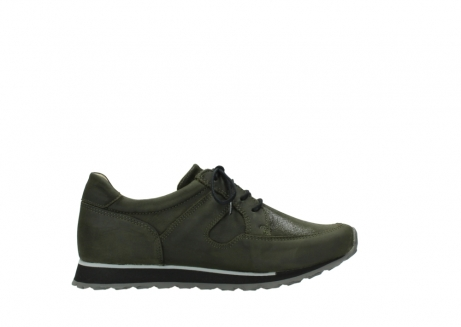 wolky chaussures a lacets 05800 e walk 20730 suede stretch forest_13