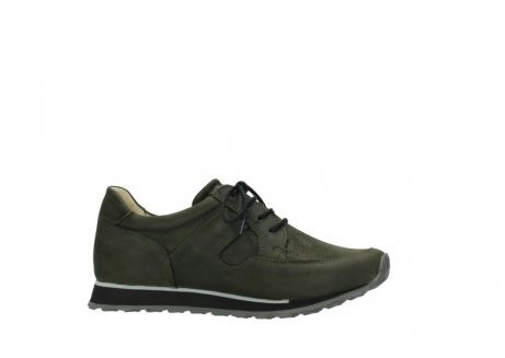 wolky chaussures a lacets 05800 e walk 20730 suede stretch forest_14