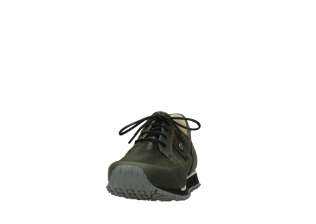 wolky schnurschuhe 05800 e walk 20730 forest stretch leder_20