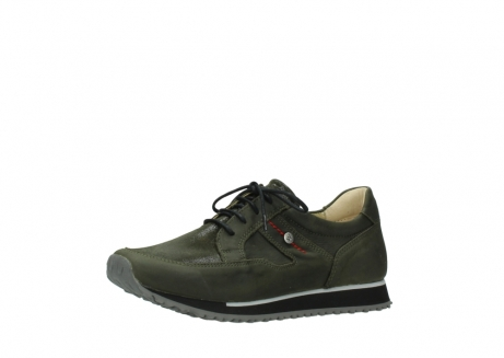 wolky chaussures a lacets 05800 e walk 20730 suede stretch forest_23