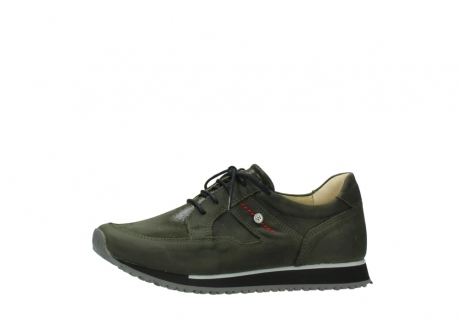 wolky chaussures a lacets 05800 e walk 20730 suede stretch forest_24