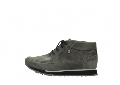 wolky lace up boots 05802 e boot 20201 dark grey stretch leather_1