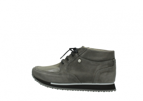 wolky lace up boots 05802 e boot 20201 dark grey stretch leather_2