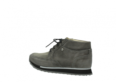 wolky lace up boots 05802 e boot 20201 dark grey stretch leather_3