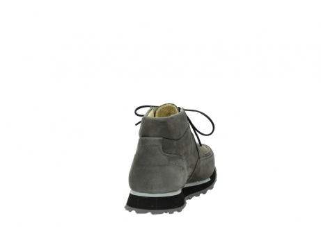 wolky lace up boots 05802 e boot 20201 dark grey stretch leather_8