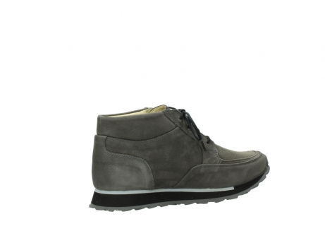 wolky lace up boots 05802 e boot 20201 dark grey stretch leather_11