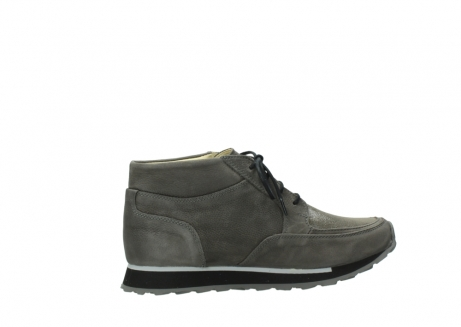 wolky lace up boots 05802 e boot 20201 dark grey stretch leather_12