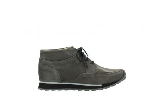 wolky lace up boots 05802 e boot 20201 dark grey stretch leather_13