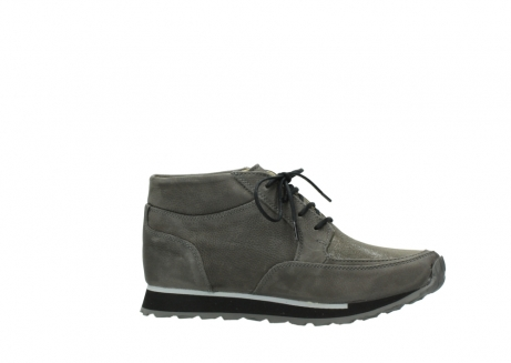 wolky lace up boots 05802 e boot 20201 dark grey stretch leather_14