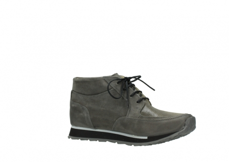 wolky lace up boots 05802 e boot 20201 dark grey stretch leather_15