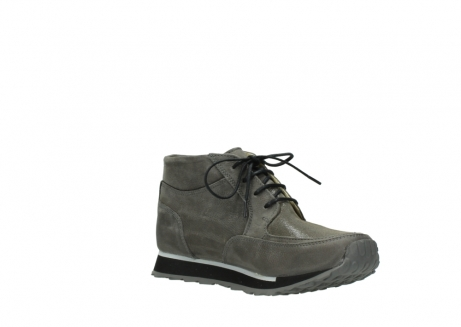 wolky lace up boots 05802 e boot 20201 dark grey stretch leather_16
