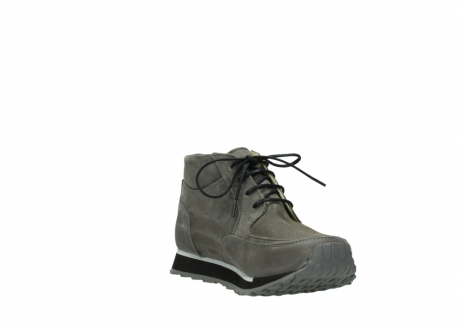wolky lace up boots 05802 e boot 20201 dark grey stretch leather_17