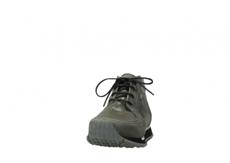 wolky lace up boots 05802 e boot 20201 dark grey stretch leather_20