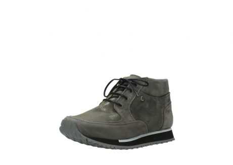 wolky lace up boots 05802 e boot 20201 dark grey stretch leather_22
