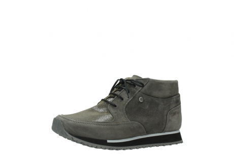 wolky lace up boots 05802 e boot 20201 dark grey stretch leather_23