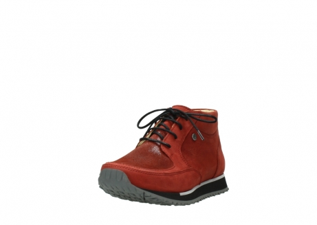 wolky boots 05802 e boot 20540 winter rot stretch leder_21