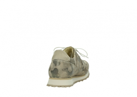 wolky chaussures de marche 05804 e walk 30939 cuir extensible camouflage_8