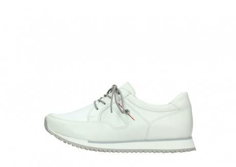 wolky walking shoes 05804 e walk 70100 white stretch leather_1