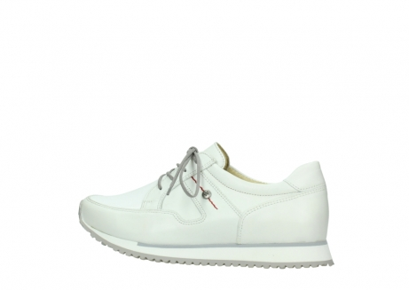 wolky walking shoes 05804 e walk 70100 white stretch leather_2