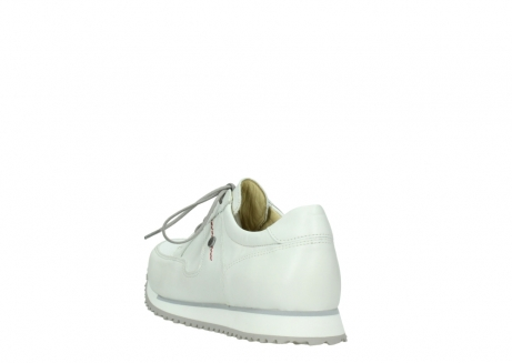 wolky walking shoes 05804 e walk 70100 white stretch leather_5