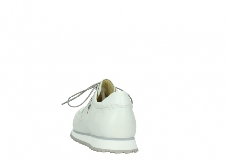wolky walking shoes 05804 e walk 70100 white stretch leather_6