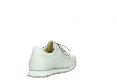 wolky walking shoes 05804 e walk 70100 white stretch leather_9