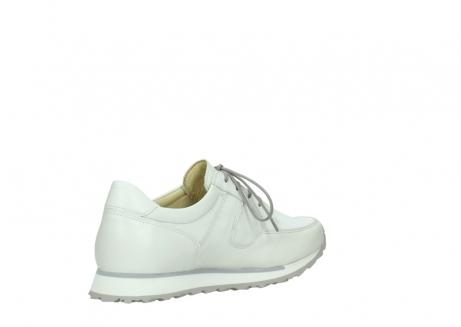 wolky walking shoes 05804 e walk 70100 white stretch leather_10