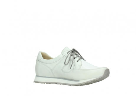 wolky walking shoes 05804 e walk 70100 white stretch leather_15