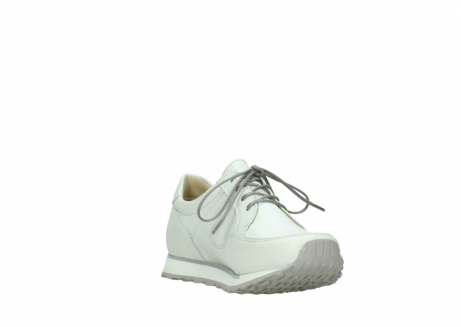 wolky walking shoes 05804 e walk 70100 white stretch leather_17