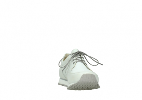 wolky walking shoes 05804 e walk 70100 white stretch leather_18