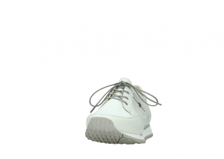 wolky walking shoes 05804 e walk 70100 white stretch leather_20