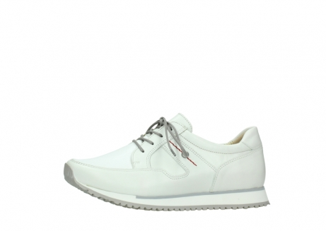 wolky walking shoes 05804 e walk 70100 white stretch leather_24