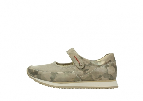 wolky riemchenschuhe 05805 e step 30939 camouflage stretch leder_1