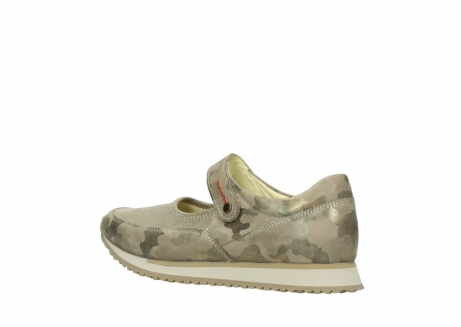 wolky riemchenschuhe 05805 e step 30939 camouflage stretch leder_3