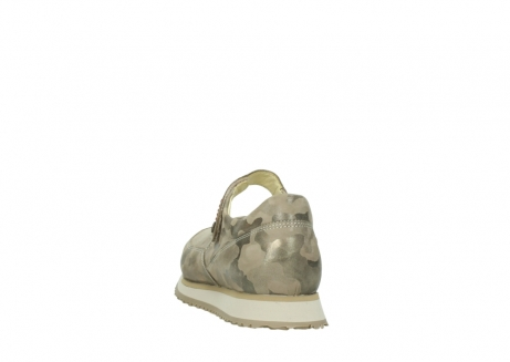 wolky mary janes 05805 e step 30939 camouflage stretch leather_6