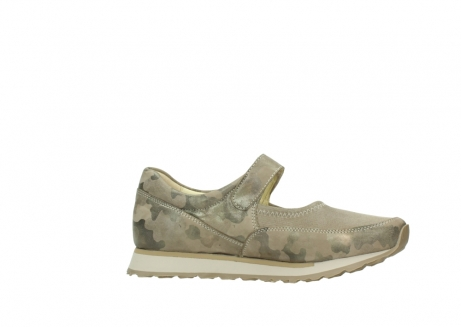 wolky riemchenschuhe 05805 e step 30939 camouflage stretch leder_14