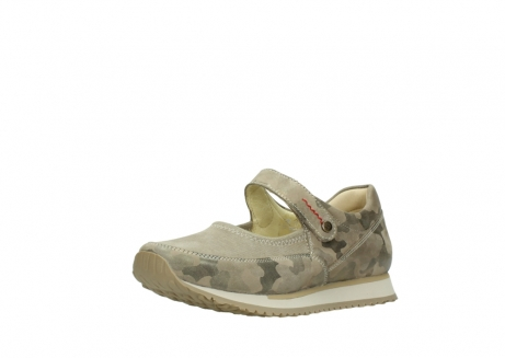 wolky riemchenschuhe 05805 e step 30939 camouflage stretch leder_22