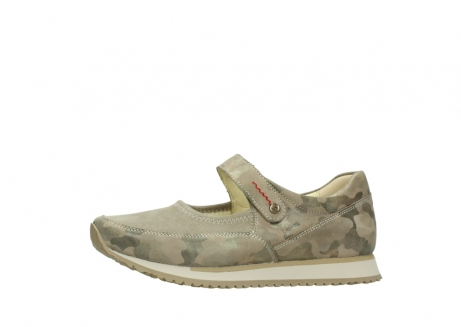 wolky riemchenschuhe 05805 e step 30939 camouflage stretch leder_24