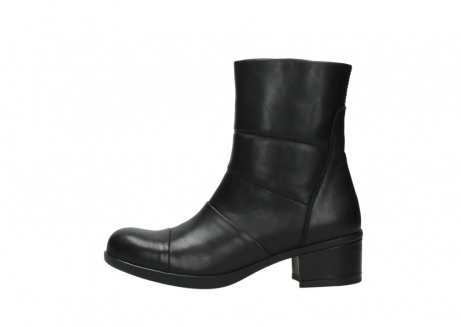 wolky mid calf boots 06030 amsterdam 20000 black leather_1