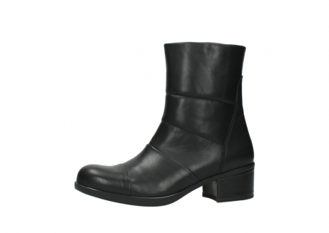 wolky mid calf boots 06030 amsterdam 20000 black leather_24