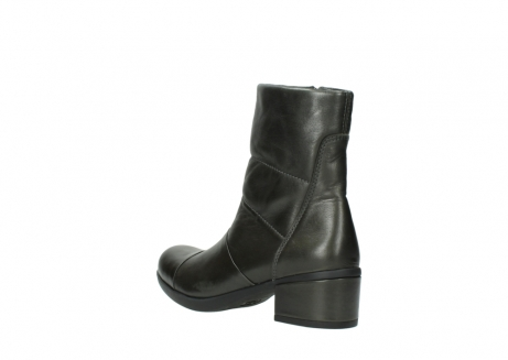 wolky mid calf boots 06030 grasshopper 30203 lead graca leather_4