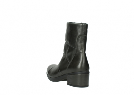 wolky mid calf boots 06030 grasshopper 30203 lead graca leather_5