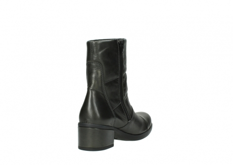wolky mid calf boots 06030 grasshopper 30203 lead graca leather_9