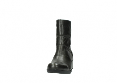 wolky mid calf boots 06030 amsterdam 30203 lead graca leather_20