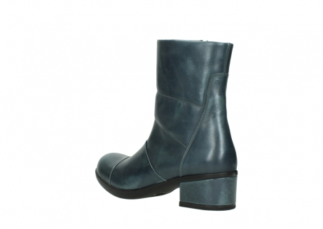 wolky mid calf boots 06030 amsterdam 30283 metal graca leather_4
