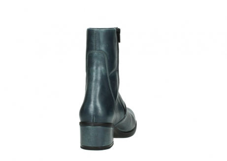 wolky mid calf boots 06030 amsterdam 30283 metal graca leather_8