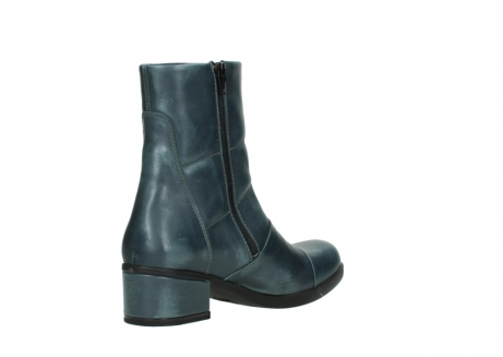 wolky mid calf boots 06030 amsterdam 30283 metal graca leather_10