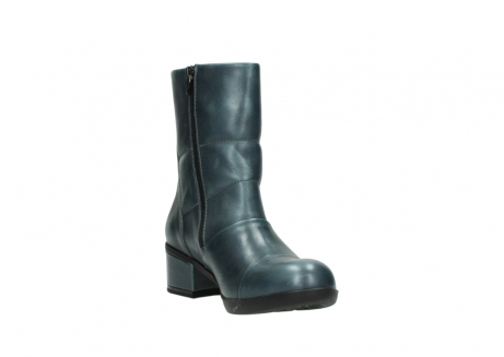 wolky mid calf boots 06030 amsterdam 30283 metal graca leather_17