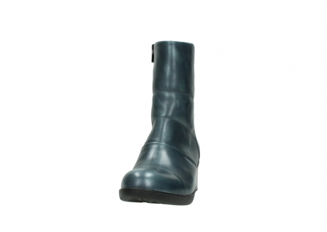 wolky mid calf boots 06030 amsterdam 30283 metal graca leather_20