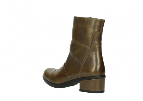 wolky mid calf boots 06030 amsterdam 30363 copper graca leather_4